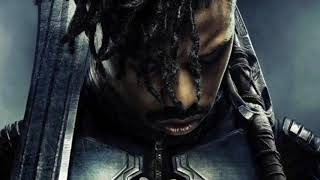 Cool Beats Repeat! Killmonger + Burn it All MIXED! BLACK PANTHER OST