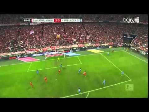bayern hamburg highlights