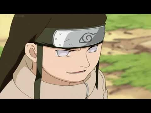 Naruto vs Neji English Sub