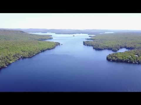 4K Cranberry Lake NY