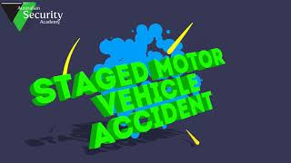 Private Investigator. How do they conduct Motor Vehicle Accident Fraud Investigations?