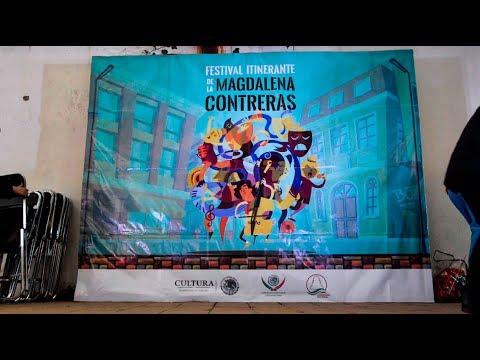 Orquesta infantil de percuciones de la Magdalena Contreras
