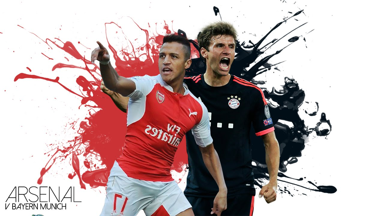 Bayern Arsenal Champions League 2021