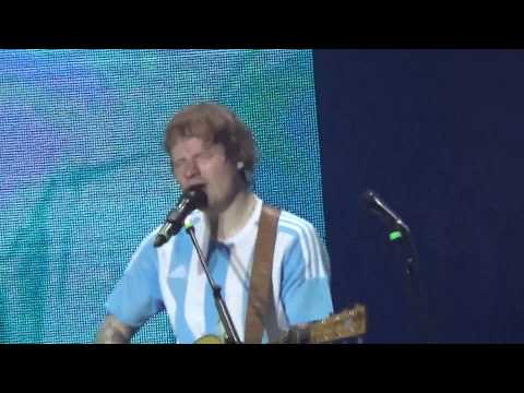 Ed Sheeran - Argentina - Photograph