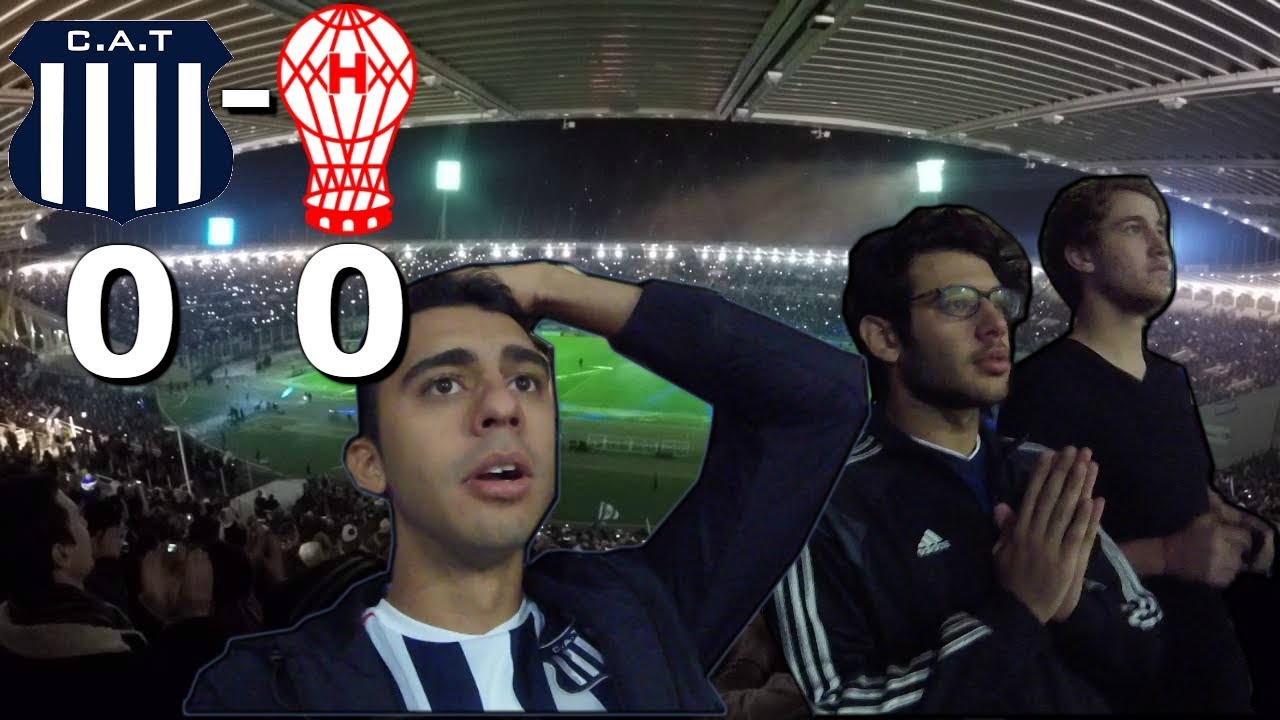 ||REACCIONES|| TALLERES 0 VS HURACAN 0|| SUPERLIGA ARGENTINA FECHA 26||