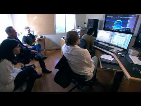 Thomas Newman - Notes on a Score Interview (Wall-e)