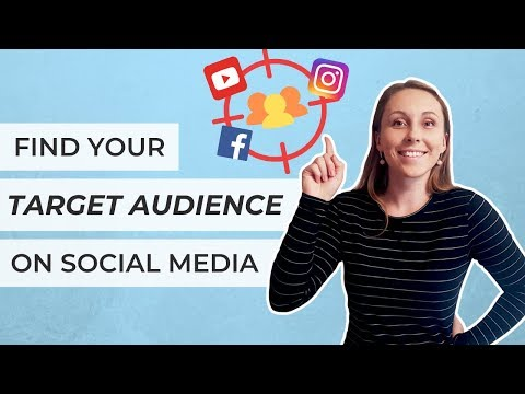 How to Find Your Target Audience on Social Media? Find your