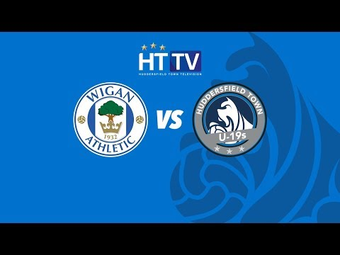 ⚽️MATCH DAY LIVE | Wigan Athletic vs Huddersfield Town U19s