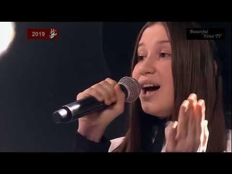 'Take Me To Church'. Maria/Micella/Mariam. The Voice Kids Russia 2019.