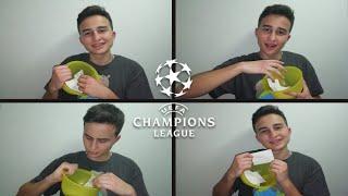Moje izvlačenje za Četvrtinu Finala Lige Šampiona