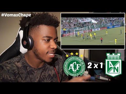 CHAPECOENSE 2 x 1 ATLÉTICO NACIONAL - Recopa Sudamericana Final 👊 | Reaction