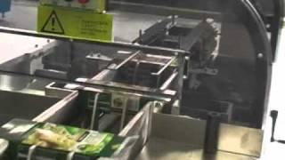 Repeat youtube video เครื่องปิดกาว Hotmelt ข้างกล่อง  HF390 for gift box sealing   ราคาโรงงาน