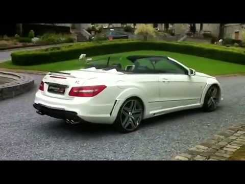 Wide Body R For E Class Convertible By Expression
