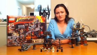 LEGO Indiana Jones 7199 The Temple of Doom LEGO Review