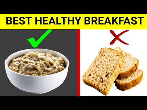 11 best foods to eat in the morning || [ Best Healthy Breakfast ]