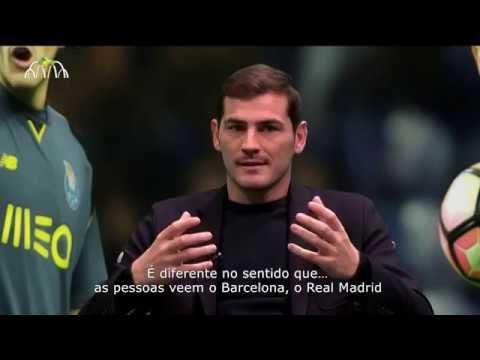 Entrevista de Iker Casillas ao Porto Canal - Programa Júlio Magalhães