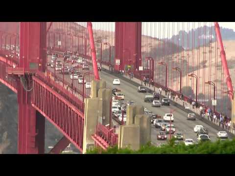 Golden Gate Bridge Tour | Golden Gate Bridge Video