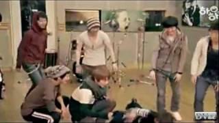 TVXQ & EXO - HaHaHa (dance practice) DVhd