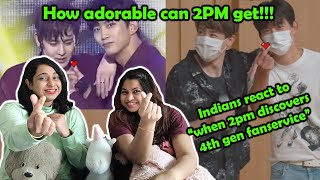OMG TAECYEON! Indians React to When 2PM Discovers 4th Gen Fa…