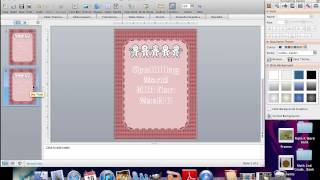 Creating A Teacherspayteachers Product In Powerpoint
