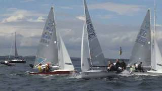Highlights Race Day 3 - The 2010 SAP 5O5 World Championship