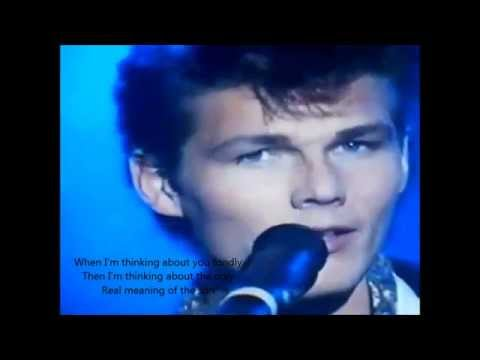 Morten Harket A-HA ( Real Meaning )