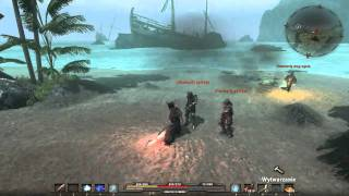 Gothic 4 Arcania gameplay PL