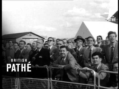 The Farnborough Tragedy (1952)