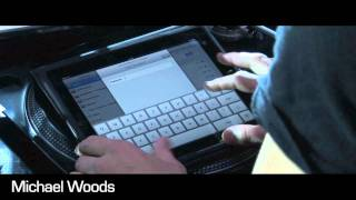Michael Woods Tutorial - Controlling Ableton with TouchAble on the iPad with Michael Woods