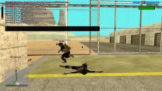 ALLStars RolePlay l Урок для Грув Стрит - Армия сильнее.
