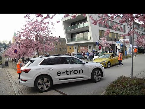 E-Rallye des eMOT-Teams Vogtland zu Gast bei den Stadtwerken Reichenbach
