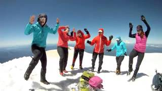 Mount Adams Summit Dance Party