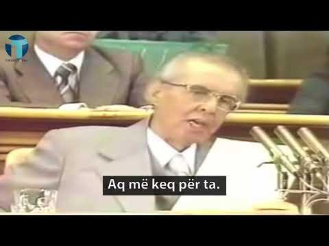 Tirana Today - Kur Enver Hoxha kërcënoi me luftë Jugosllavinë për shtypjen e Kosovës