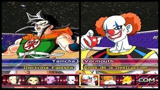 REVELADO!!O Verdadeiro Poder do Deus Yamcha!! Dragon Ball Z Budokai Tenkaichi 3
