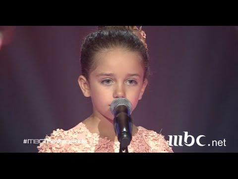 Besame Mucho -  سيلين بيطار و بكاء نانسي عجرم الحلقة الرابعة   - The Voice Kids