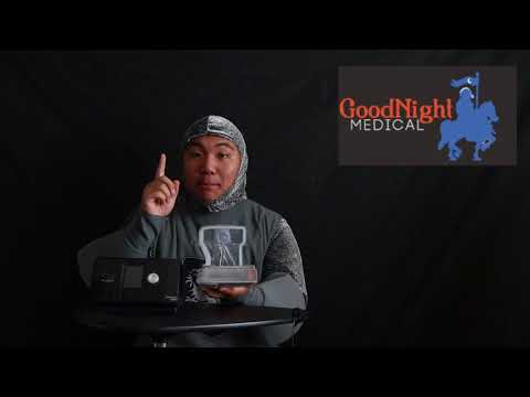 How To Fill Your AirSense 10 Water Chamber - GoodNight Medical