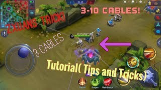 Fanny Tutorial ( Tips and Tricks ) Happy New Year! 2018 Fanny Tips and Tricks! Learn about cables!