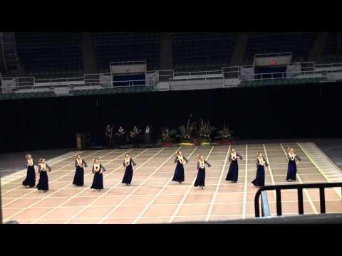 Wailau - Kamehameha Hula Competition 2015