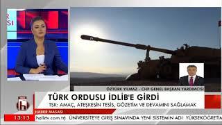 HABER MASASI  ÖZTÜRK YILMAZ  13 10 2017
