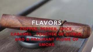 CAO Fuma Em Corda | October's Currently Smoking Cigar of the Month | The Tobacco Pouch