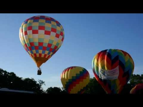 Saratoga Balloon & Craft Festival Pt.1