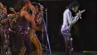 Michael Jackson Lovely One Bad Tour Yokohama Japan1987
