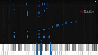 Tutorial: Patti Austin/James Ingram: Baby, Come To Me [piano solo]
