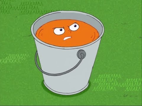 Phineas and Ferb - Candace transforms into Smoothie