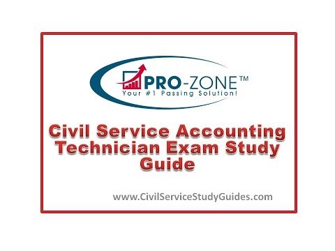 Accounting Technician Exam Study Guide