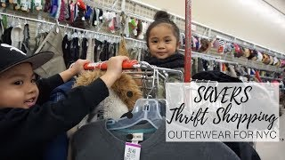 THRIFT SHOPPING SAVINGS FOR OUTERWEAR⎮SAVERS⎮ HAUS OF SHERRY