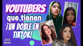 Download lagu 8 YOUTUBERS Y FAMOSOS ¡QUE TIENEN UN DOBLE EN TIKTOK!