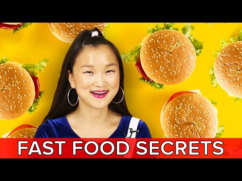 Fast Food Employees Reveal Secrets About Fast Food
