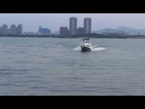 Aluminum speed boat in YiXing City China