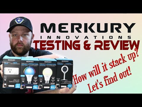 Merkury Innovations Testing & Review - Smart plug - A19 A21
